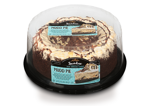Jon Donaire Mudd Pie Ice Cream Cake