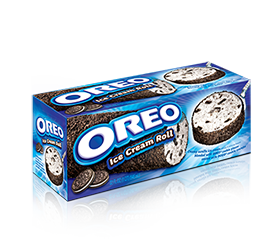 Carvel Oreo Roll