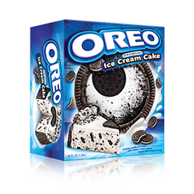 Carvel Oreo Ice Cream Cakes