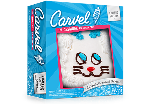 Carvel Ice Cream Easter Bunny Cake – Seasonal