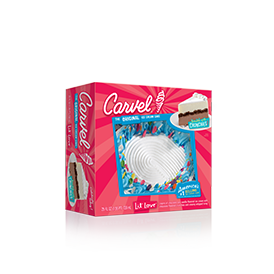 Carvel LiL' Love® Ice Cream Cake - Original