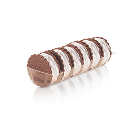 Carvel Flying Saucer Ice Cream Sandwiches