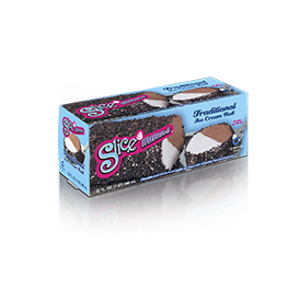 Carvel Slice'Mmms Traditional Ice Cream Roll