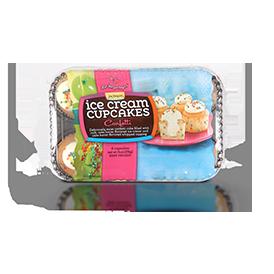 Jon Donaire Confetti Cupcakes