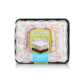 Jon Donaire Happy Birthday Ice Cream Sheet Cake