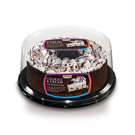 Jon Donaire Cookies N Cream Ice Cream Cake