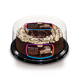 Jon Donaire Mudd Pie Ice Cream Cake