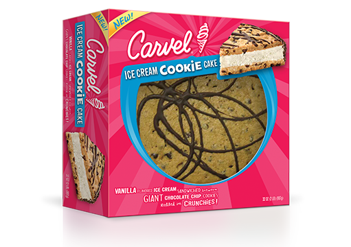 Carvel® Ice Cream Cookie Cake