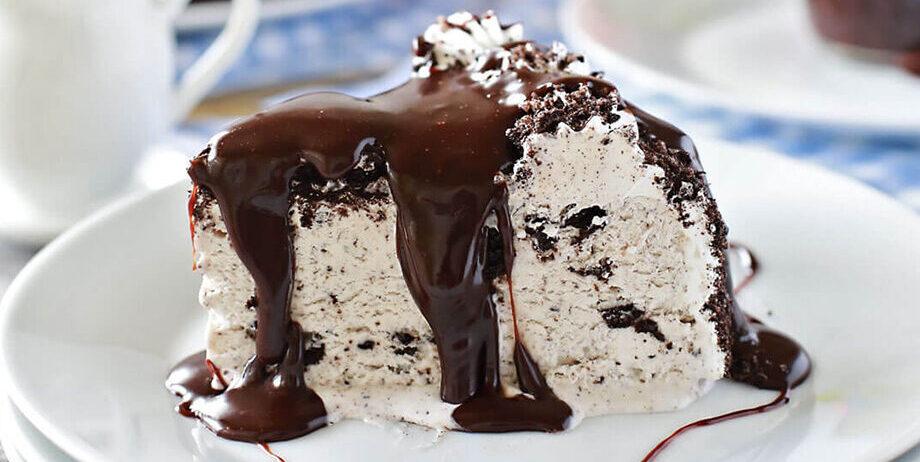 Carvel Fudge Ice Cream Cake