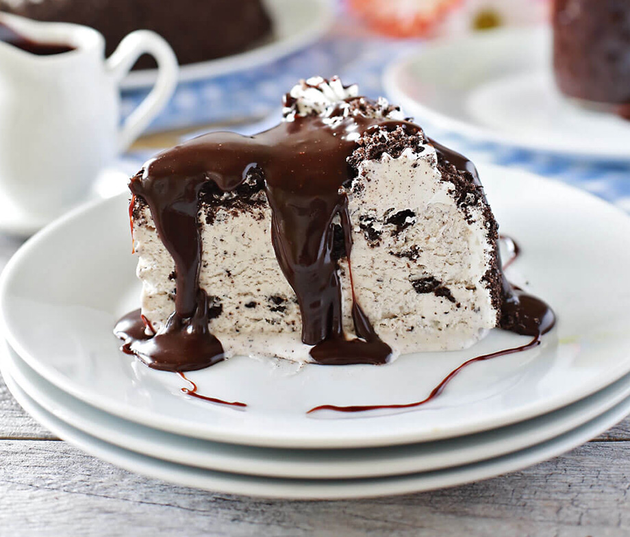 Carvel Fudge Ice Cream Cake