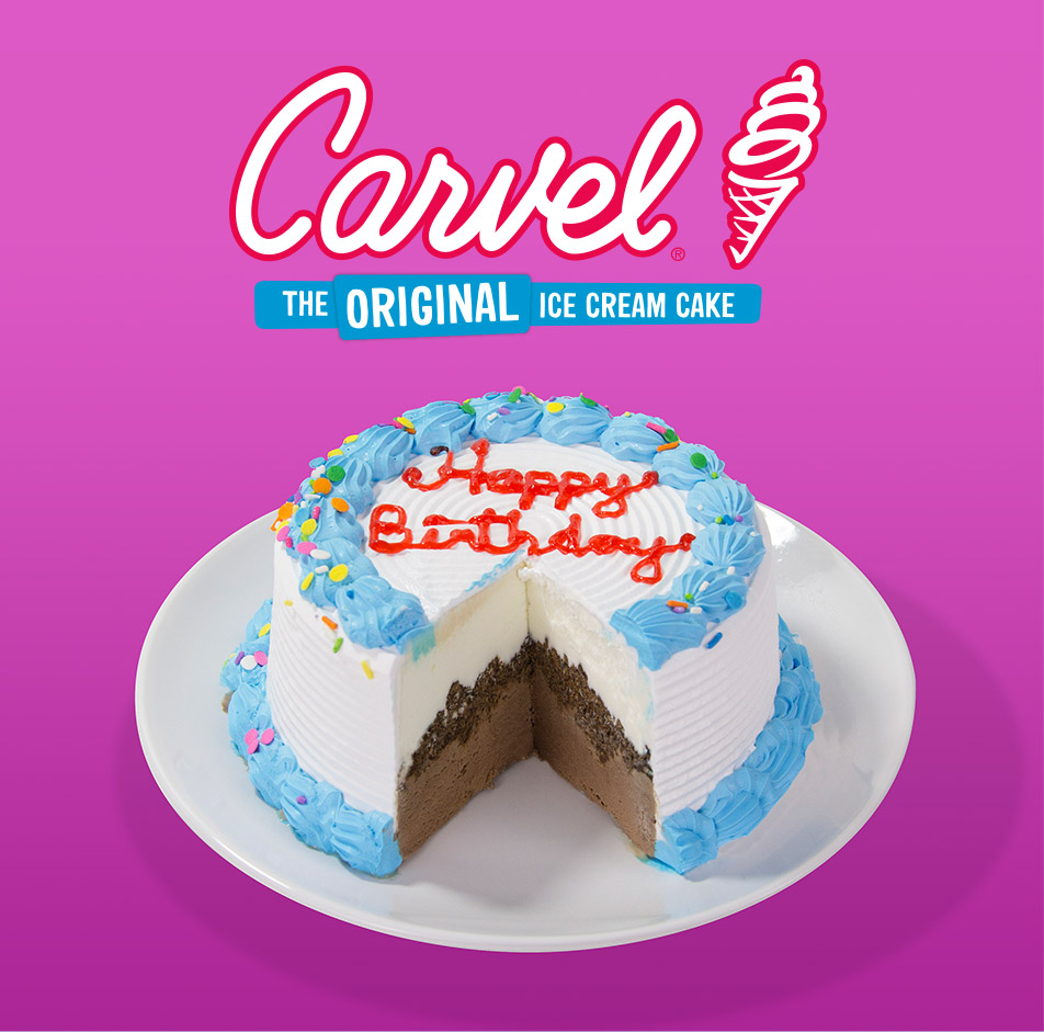 This Is All The Ice Cream Cake You Could Want Find Perfect For Any Occasion From Birthdays To Graduations Holidays Just Because