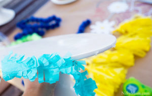 Cake Stand Party Crafts