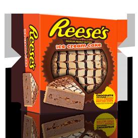REESE'S Ice Cream Cake