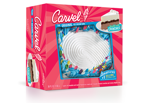 Carvel Ice Cream Cake
